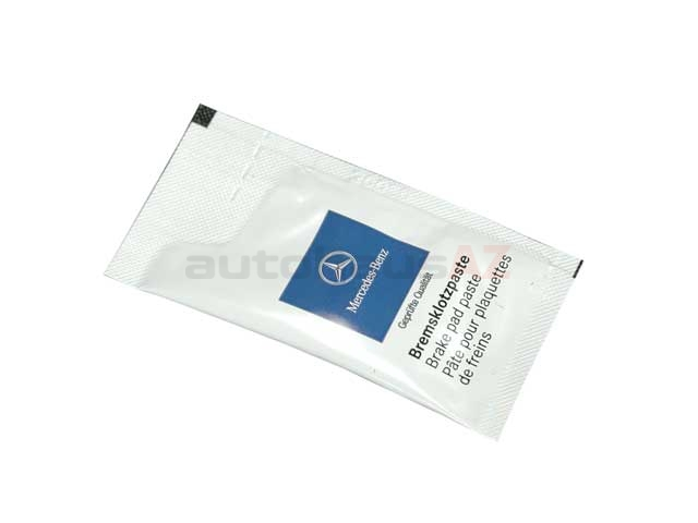 0019899451 Genuine Mercedes Brake Anti-Squeal Paste
