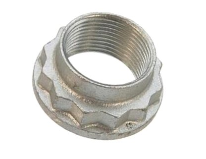 0019903850 Genuine Mercedes Axle Nut