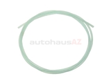 0019973952 Genuine Mercedes Vacuum Hose/Line; Clear 5mm OD; Bulk