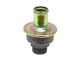 0021406860 Genuine Mercedes Air Pump Check Valve; Air Injection System