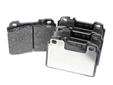 0024203720OE Genuine Mercedes Brake Pad Set; Front; OE Compound