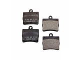0024205120OE Genuine Mercedes Brake Pad Set