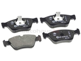0024209620 ATE Brake Pad Set; Front; OE Compound