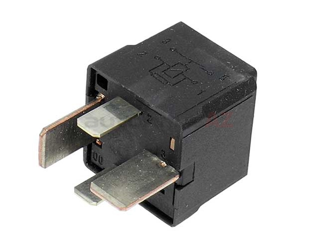 0025422619 Hella Multi Purpose Relay; 4 Prong Connection