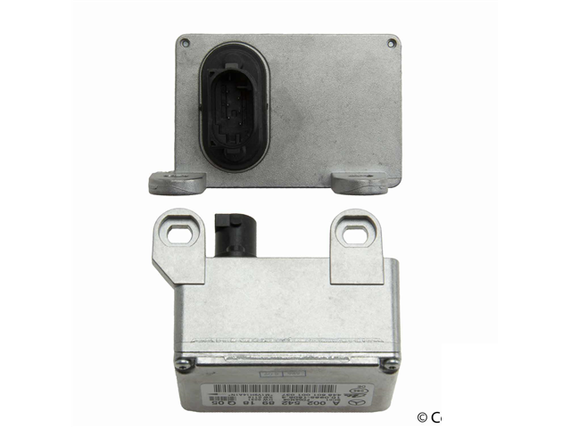 0025428918 Genuine Mercedes Acceleration Sensor; Lateral Acceleration/Yaw Rate Sensor