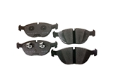 0034202120OE Genuine Mercedes Brake Pad Set; Front
