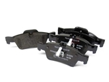 0034205120 Textar Brake Pad Set; Rear