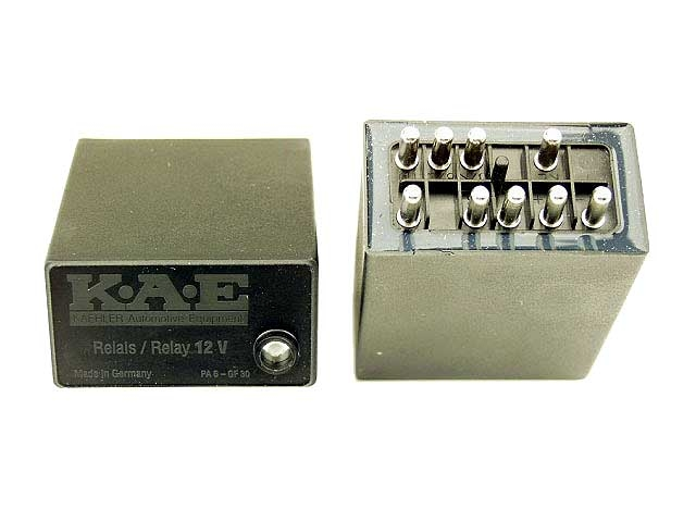 0035455605 Kaehler (KAE) A/C System Relay; Compressor Cut-Off/Kickdown Relay