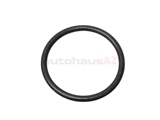 0039971889 Genuine Mercedes Radiator Coolant Hose Seal; O-Ring; Upper or Lower Hose Connection; 39.3mm