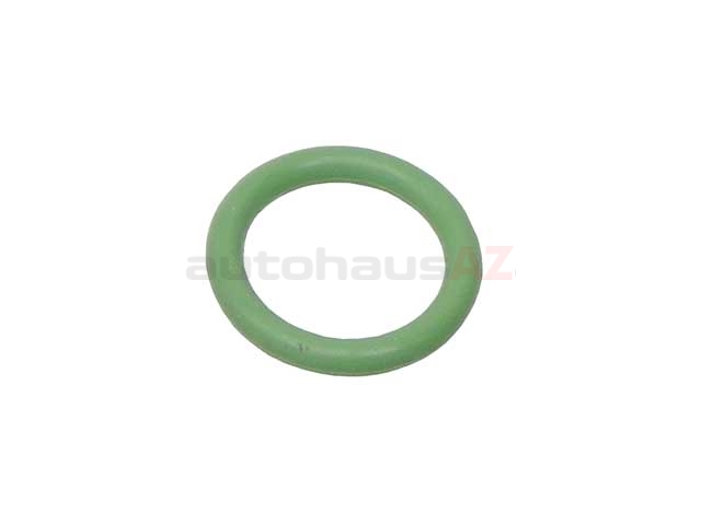 0039973048 Genuine Mercedes Fuel Injector Seal; Bottom of Injector Nozzle
