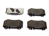 005420952041 Genuine Mercedes Brake Pad Set; Front