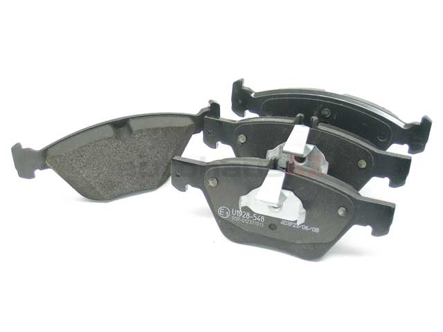 0044200720 Pagid Brake Pad Set; Front; OE Compound