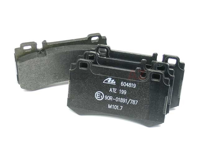 0044204920 ATE Brake Pad Set; Rear