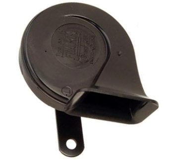 0045424120 Genuine Mercedes Horn; Low Tone; 420Hz