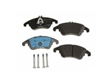 0054201320 Textar Brake Pad Set; Front, OE Improved Compound