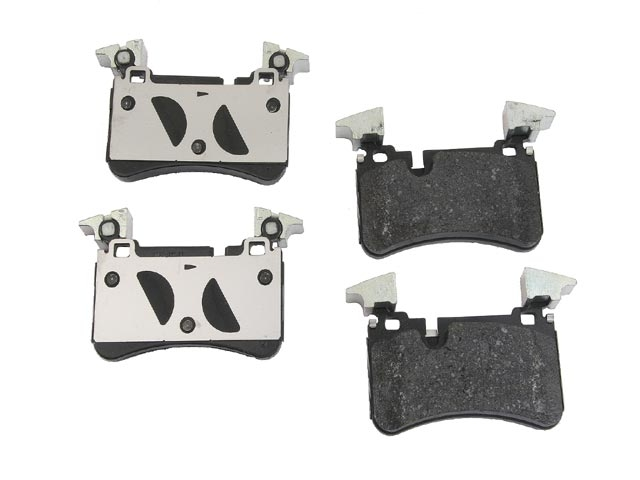0054202520OE Genuine Mercedes Brake Pad Set; Rear