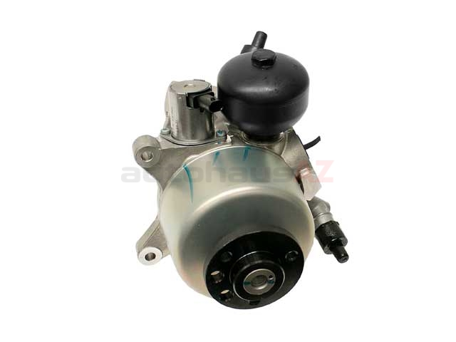 0054667201 Genuine Mercedes Power Steering Pump; Factory Rebuilt