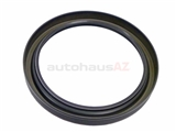 0059978347 VictorReinz Crankshaft Oil Seal; Rear; 100x124x10.5mm (Repair Size)