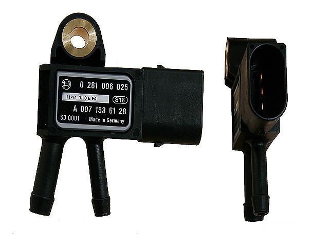 Genuine 0061534928 Manifold Absolute Pressure Sensor - Dodge, Freightliner,  Mercedes   0071536128 0281006025 6429050100