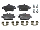 0064202320 Genuine Mercedes Brake Pad Set; Rear