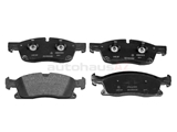 0064203920 Genuine Mercedes Brake Pad Set; Front