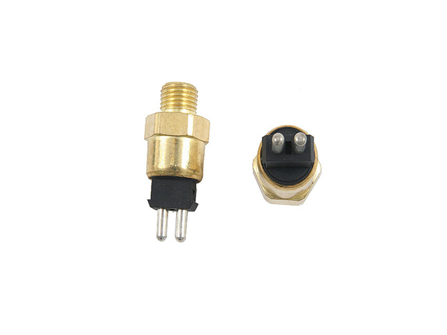 0065451524A URO Parts Engine Cooling Fan Sensor; Auxiliary Fan Switch; 2 Pole Connector; 100 Degrees C
