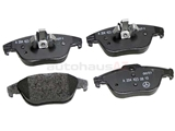 0074206220 Genuine Mercedes Brake Pad Set; Rear