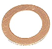 007603-010107 CRP Oil Filter Cover; Seal Washer on Top of Oil Filter Housing Cover; 10x16x1mm