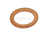 007603-014106 Fischer & Plath Metal Seal Ring / Washer; 14x20x1.5mm; Copper