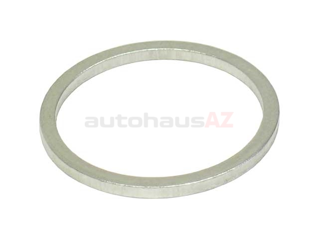 007603-027101 Fischer & Plath Metal Seal Ring / Washer; 27x32x2mm; Aluminum