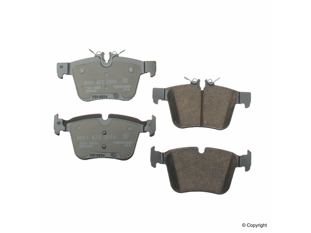 0084201420 Genuine Disc Brake Pad