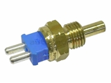 0085424517 Behr Coolant Temperature Sensor; Blue Insulator with 2 Prong Connector; 130 Degree C
