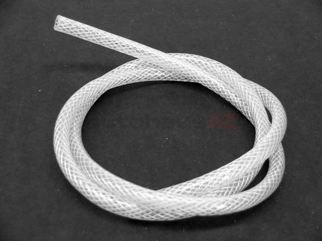 0109978982 Cohline Windshield Washer Hose; 4.5mm ID Clear with Nylon Webbing; BULK