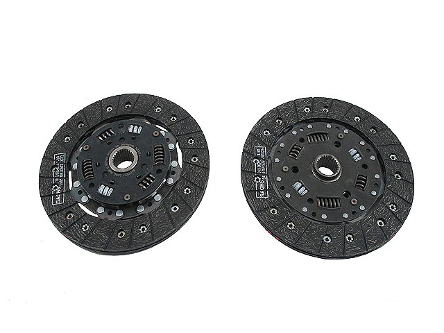 0112500903 Sachs Clutch Friction Disc; 228mm