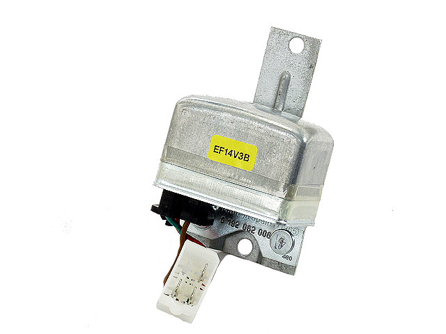 0192062006 Bosch Voltage Regulator; 55 Amp; External Type