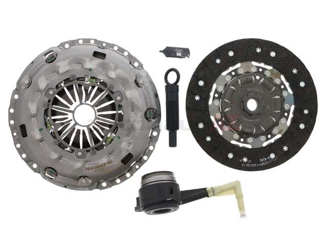 02057 LuK Clutch Kit