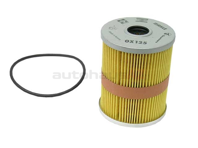 021115562 Mahle Oil Filter Kit