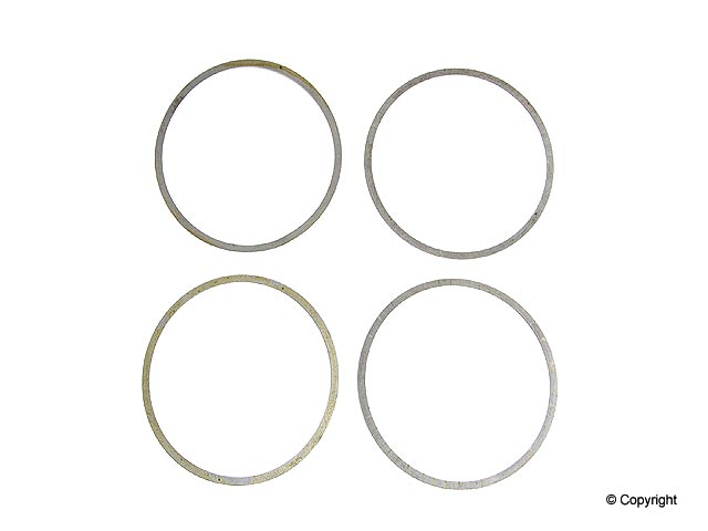 "02119834010 RPM Engine Cylinder Head End Seal Spacer; .010""; Set of 4"