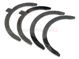021198421 Glyco Thrust Washer Set; Main Bearing Thrust Washer Set; Standard
