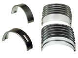 021198491 Glyco Crankshaft Main Bearing Set; Standard without Thrust Washers