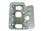 021253039E VictorReinz Exhaust Manifold Gasket; With Heat Shield, Cylinders 1, 2, 3