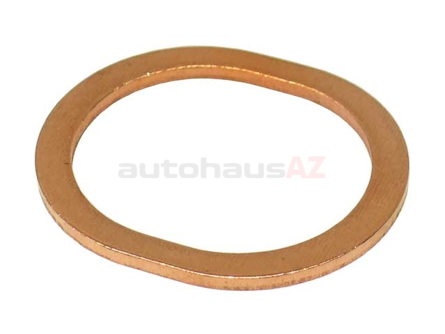 021256251A VictorReinz Exhaust Manifold Gasket; Copper Seal Ring from Manifold to Head