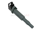 0221504465 Bosch Ignition Coil; With Spark Plug Connector
