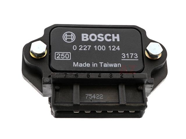 Bosch 0227100124 Ignition Control Module - Porsche, Saab, Volvo |  0227100145 4023149 5960059 7503600