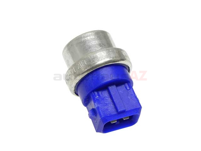 025906041A O.E.M. Coolant Temperature Sensor; In Water Pipe; Blue with 2 Pin Clip-In Style Connector; 20mm