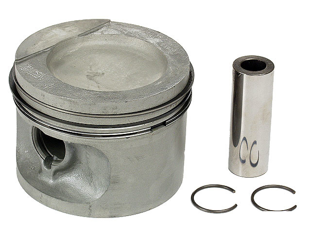 026107081R Kolbenschmidt Piston; 2nd Oversize (+0.50mm) 81.50mm; With Rings