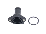 026121144A Meyle Coolant Outlet/Flange; Hose Flange for Heater Hose; Cylinder Head Rear; With O-Ring Seal