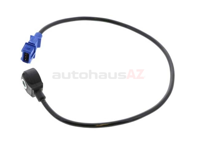 0261231036 Bosch Ignition Knock (Detonation) Sensor; 520mm with Blue Plug Connector