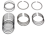 026198151BBR Mahle Piston Ring Set
