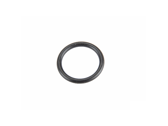 0269976945 Genuine Mercedes Radiator Coolant Hose Seal; Expansion Tank Hose Seal; 21.35mm